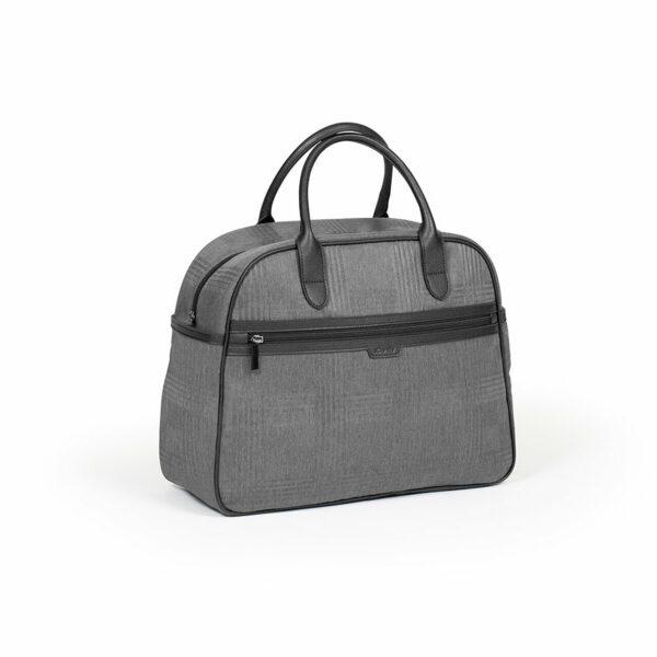 iCandy Peach Bag - Dark Grey Check 2