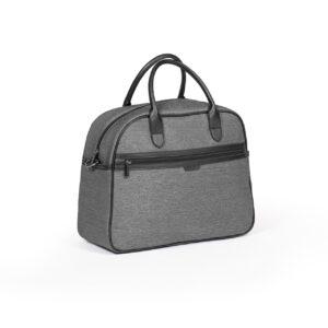 iCandy Peach Bag - Grey Twill 4