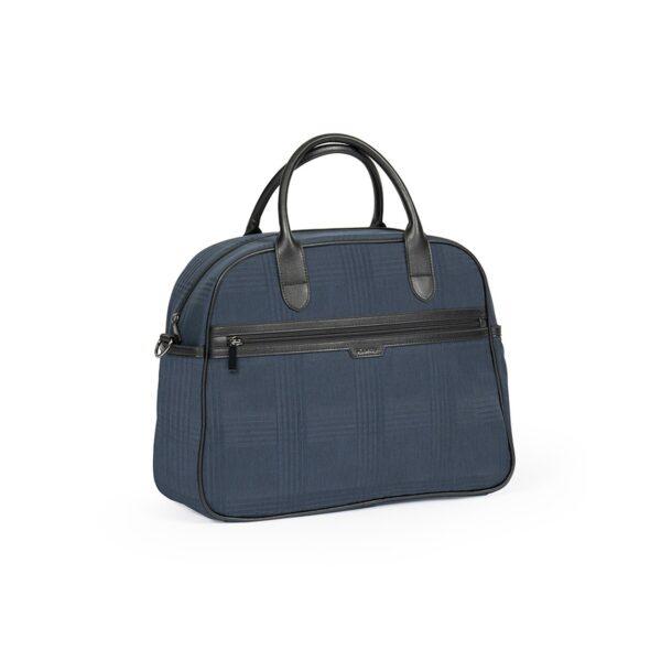 iCandy Peach Bag - Navy Check 1