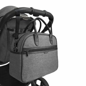 iCandy Peach Bag - Dark Grey Check 3