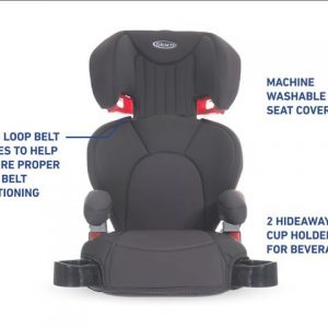 Graco Logico L Group 2/3 Car Seat 2