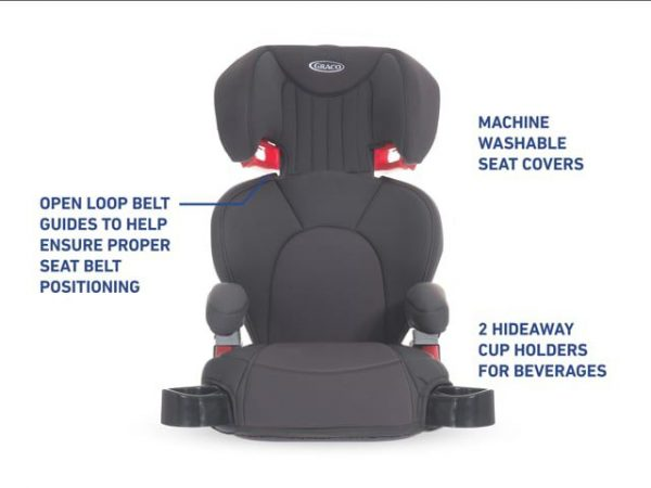 Graco Logico L Group 2/3 Car Seat 1