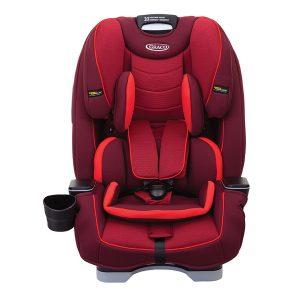 graco slim fit car seat