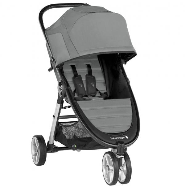 Baby Jogger City Mini Three Wheeler Slate