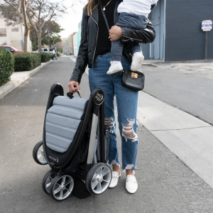 Baby Jogger City Mini 2 - 3 Wheel - Slate 5