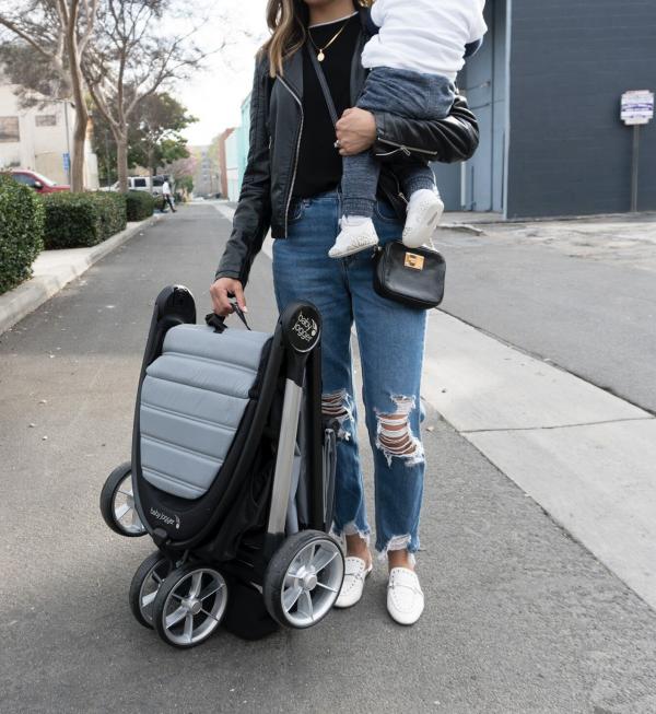 Baby Jogger City Mini 2 - 3 Wheel - Slate 1