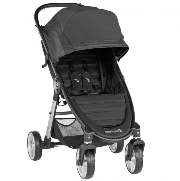 Baby Jogger City Mini 2 - 4 Wheel - Jet 1