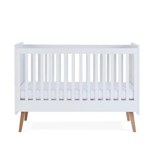 Silver Cross Brighton Cot Bed & Dresser 7