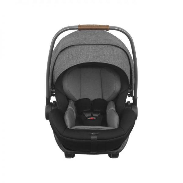 Nuna Arra Group 0+ Car Seat & ISOFIX Base 1