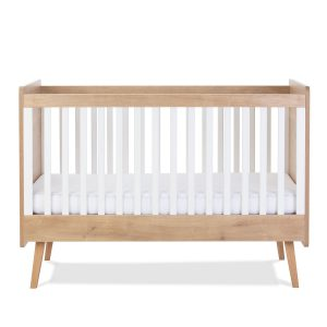 Silver Cross Westport Cot Bed & Dresser 8