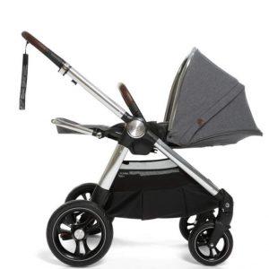 Mamas & Papas Ocarro Bundle - Grey Mist 12