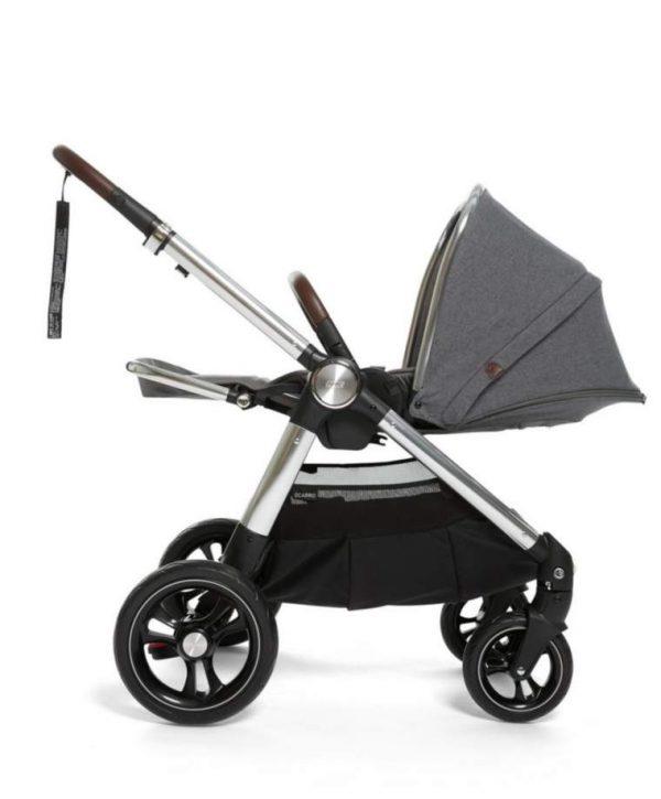 Mamas & Papas Ocarro Bundle - Grey Mist 3