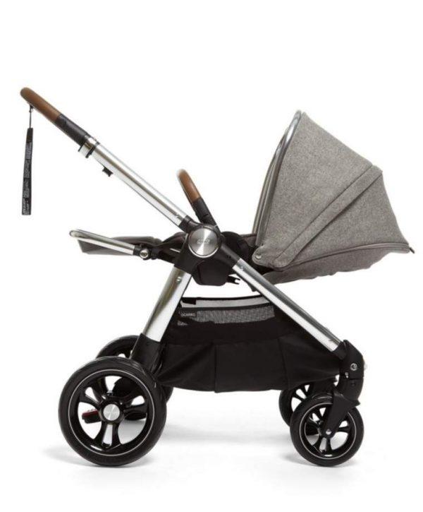 Mamas & Papas Ocarro Bundle - X Moon Grey Parquet 4