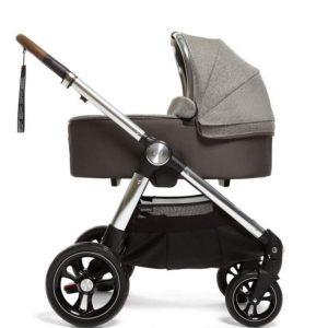 Mamas & Papas Ocarro Bundle - X Moon Grey Parquet 18