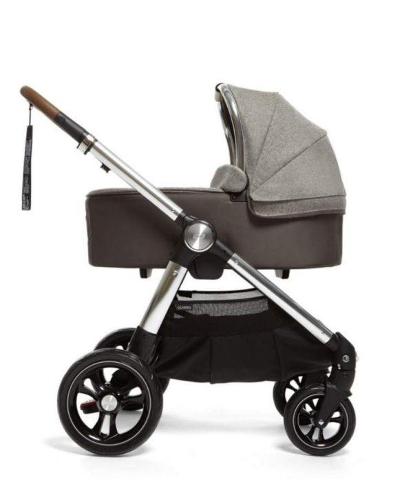 Mamas & Papas Ocarro Bundle - X Moon Grey Parquet 6