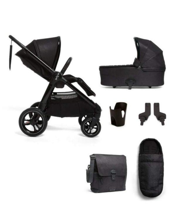 Mamas & Papas Ocarro Essentials Bundle - Raven 1