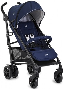Joie Brisk LX Stroller - Midnight Navy 3