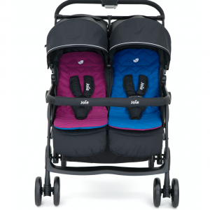 Joie Aire Twin Double Stroller 4