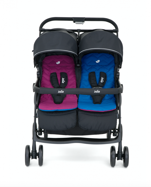 Joie Aire Twin Double Stroller 1