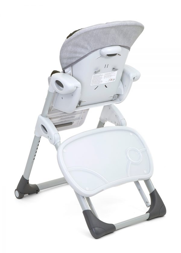 Joie Mimzy 2in1 Highchair - Logan 5
