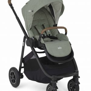 joie versatrax pushchair laurel