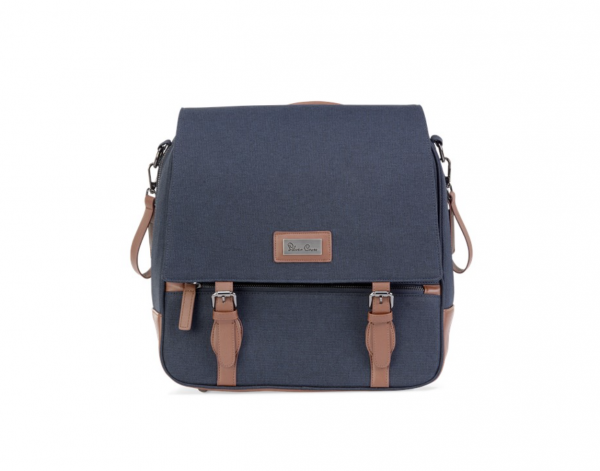 silver cross wave 2020 changing bag indigo