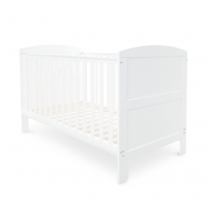 ickle bubba babyhood Coleby classic cot bed white
