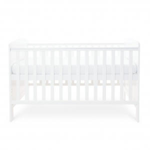 Babyhoot Coleby Cot Bed - White 7