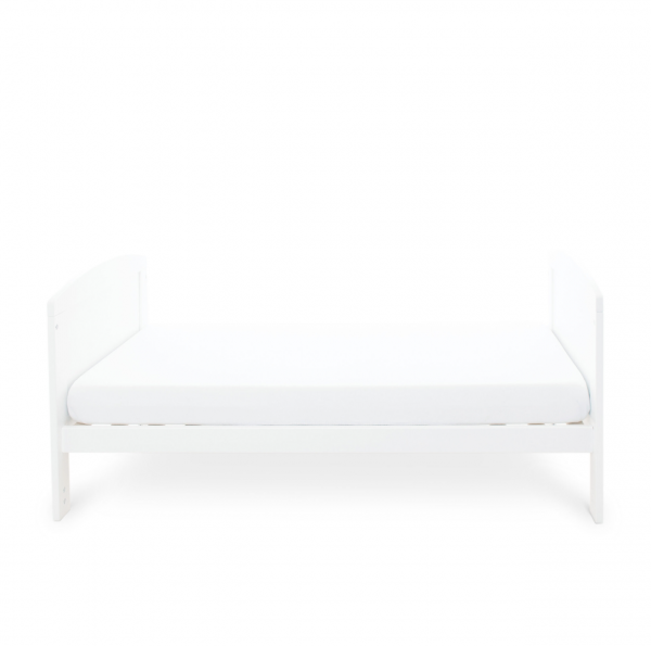 Babyhoot Coleby Cot Bed - White 5