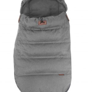 silver cross wave 2020 footmuff zinc