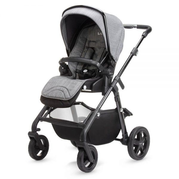 Silver Cross Horizon Moonlight & Simplicity Isofix Bundle 5