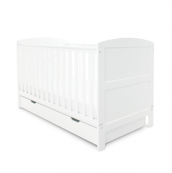 ickle bubba babyhoot cot bed