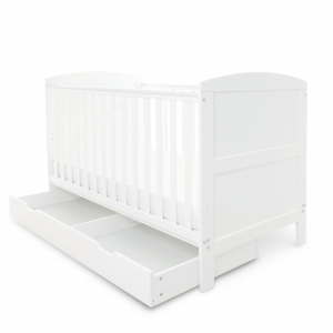 Ickle Bubba Coleby 4pc Room Set - White 8