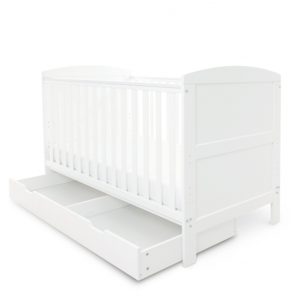 Ickle Bubba Coleby 4pc Room Set - White 1