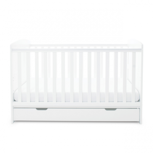 Ickle Bubba Coleby 4pc Room Set - White 2
