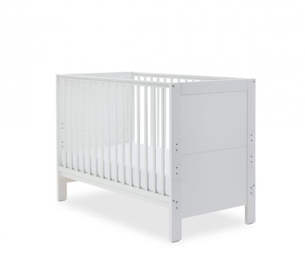 Ickle Bubba Grantham Mini 2pc Room Set - White 1