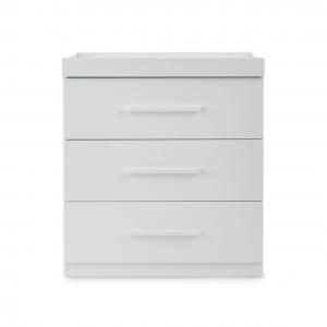 Ickle Bubba Grantham Mini 2pc Room Set - White 11