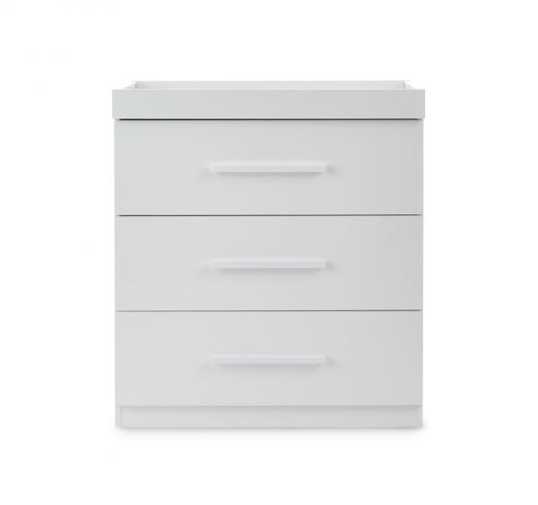 Ickle Bubba Grantham Mini 2pc Room Set - White 3