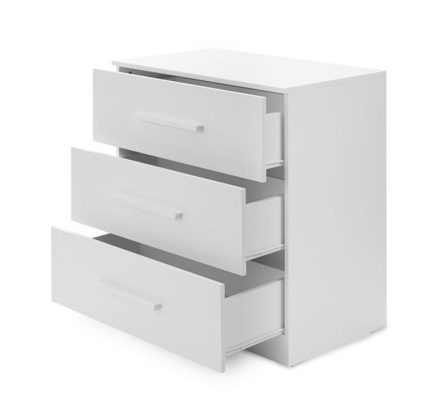 Ickle Bubba Grantham Mini 2pc Room Set - White 4