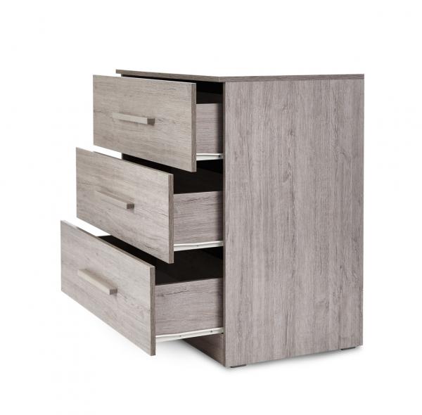 Ickle Bubba Grantham Mini 2pc Room Set - Grey Oak 4