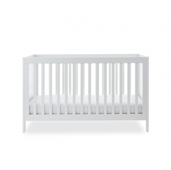 Ickle Bubba Grantham 3pc Room Set - White 3