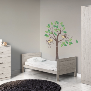 Ickle Bubba Grantham 3pc Room Set - Grey Oak 12