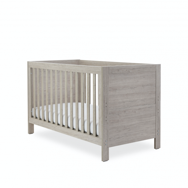 Ickle Bubba Grantham 3pc Room Set - Grey Oak 2