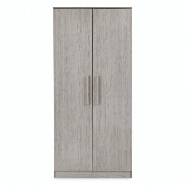 Ickle Bubba Grantham 3pc Room Set - Grey Oak 10