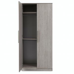 Ickle Bubba Grantham 3pc Room Set - Grey Oak 20