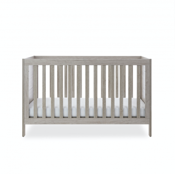 Ickle Bubba Grantham 3pc Room Set - Grey Oak 3