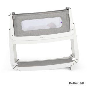 SnuzPod 3 Bedside Crib Bundle - Dusk 8