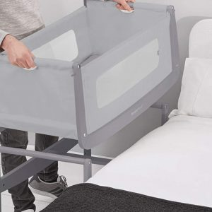 SnuzPod 3 Bedside Crib Bundle - Urban 10