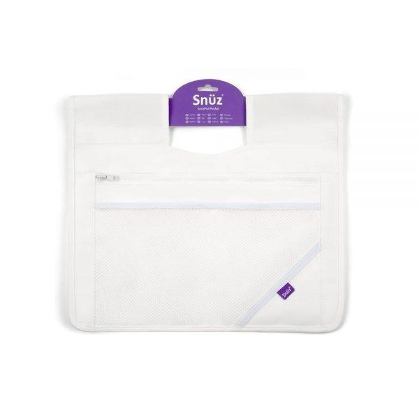 SnuzPod 3 Bedside Crib Bundle - White 4
