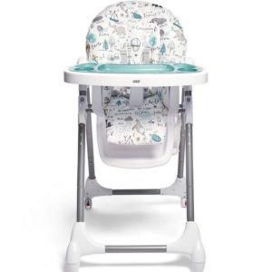 Snax Highchair Happy Planet
